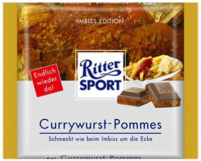 rittersport-currywurst-pommes