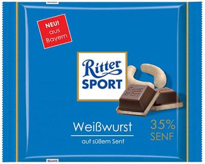 rittersport-weisswurst