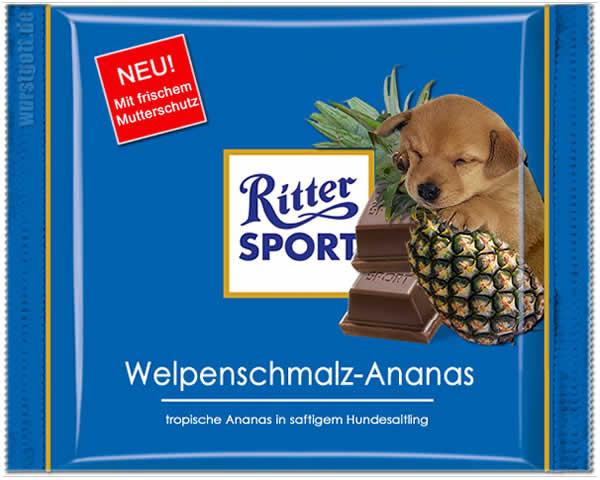 rittersport-welpenschmalz-ananas