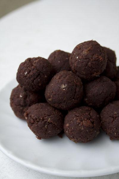 healthiestchocolatetruffles