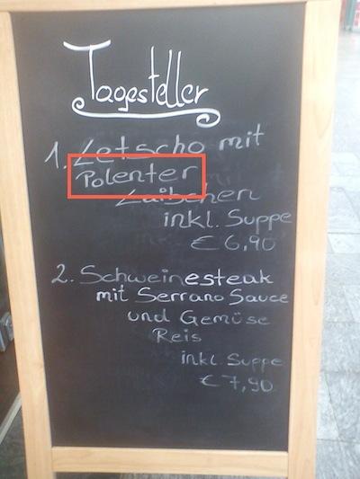 polenter
